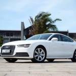 Audi A7 Sportback 2015 được cải thiện nhiều về kiểu dáng, động cơ và khả năng vận hành