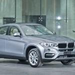 Đánh giá xe BMW x6 2015 về diện mạo khá giống với X6 mới