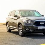 Infinitive QX60 2015 được đánh giá là sản phẩm ngon, bổ, rẻ trong phân khúc sedan hạng sang gia đình