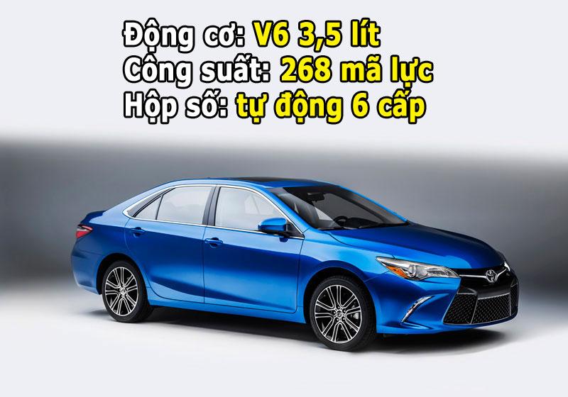 110 Toyota Camry 2017 sự thay đổi ngoạn mục về thiết kế