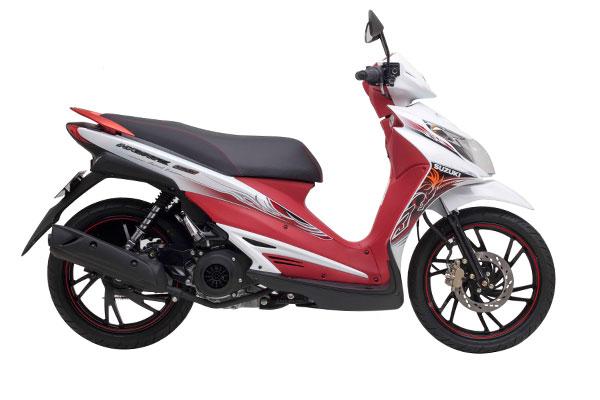 1368175255 news1 Đánh giá xe Suzuki Hayate 125, chi tiết hình ảnh, giá bán thị trường