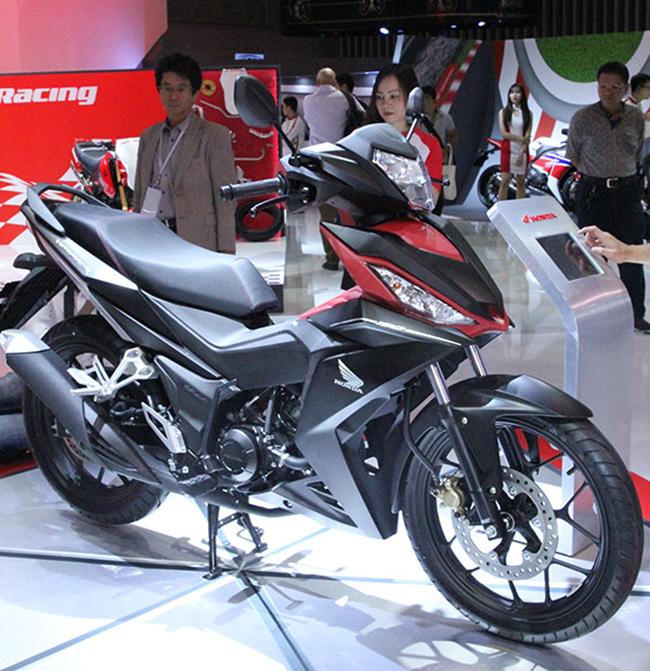 144299 0 Giá xe Winner 150cc được công bố từ 45,5 triệu VNĐ, bán ngày 8/6