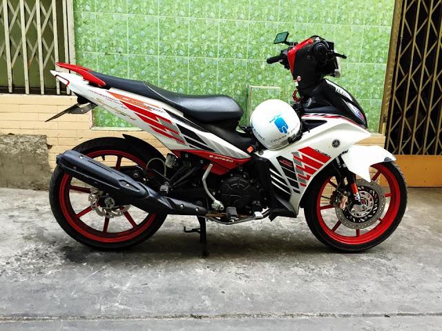 2 11 Yamaha exciter 135 độ kiểng đẹp nhất tại Sài Gòn