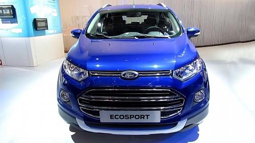 2 2 Ford ecosport black 2016 chính thức ra mắt vào tháng 3