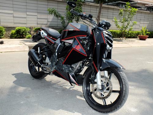2 7995 1462346970 Ngắm Yamaha FZ 16 độ phong cách góc cạnh lạ mắt tại Sài Gòn