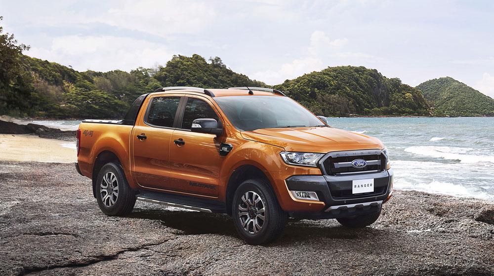2015 Ford Ranger Wildtrak 2 Doanh số bán xe của Ford Việt Nam tháng 4/2016 tăng kỷ lục