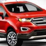 2016-Ford-Ecosport-2016 với màu đỏ cực đẹp