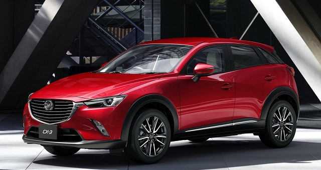 2017 Mazda CX 31 Đánh giá xe Mazda CX 3 2017, hình ảnh & giá bán thị trường