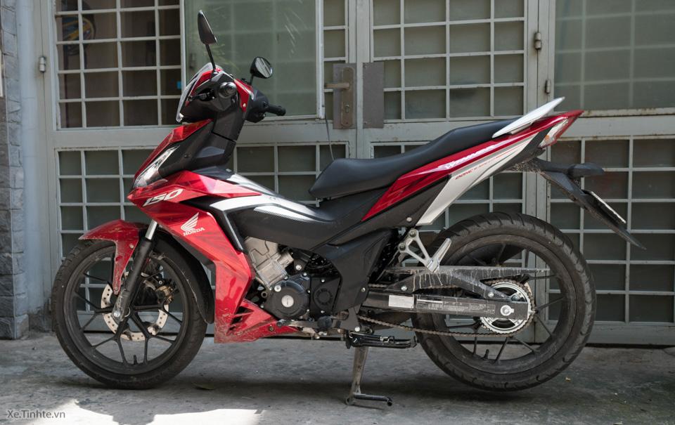 3787322 winnerbd 1 of 1 Ngắm Exciter 150 độ phong cách xe đua của biker Sài Gòn