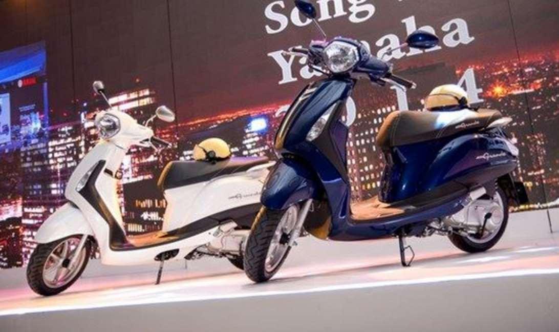 40 trieu nen mua xe gi1 Giá xe Yamaha Grande 2016 để 'lăn bánh' được là bao nhiêu?