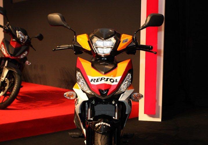 4231 Ngắm Exciter 150 độ phong cách xe đua của biker Sài Gòn