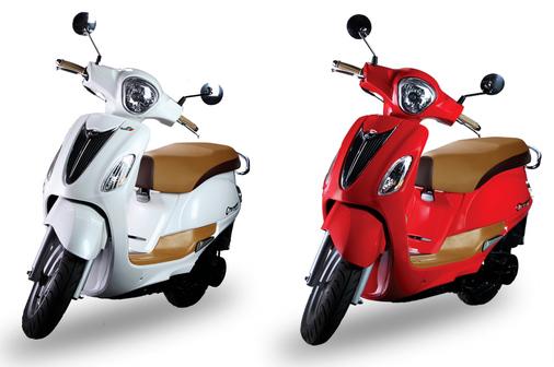 5 mau xe tay ga tam trung cho phai dep so k4 Doanh số các mẫu xe tay ga cho nữ bán chạy nhất hiện nay