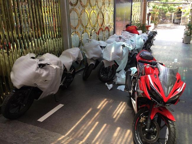 Autopress vn Honda CBR 150 2016 3 Hãng Honda đưa CBR150 2016 về Việt Nam với giá 105 triệu