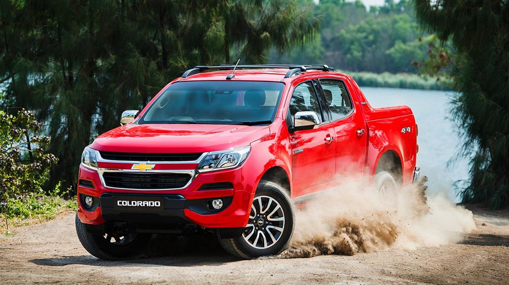 Chevrolet Colorado Chevrolet Colorado 2017 giá bao nhiêu? thiết kế và vận hành xe