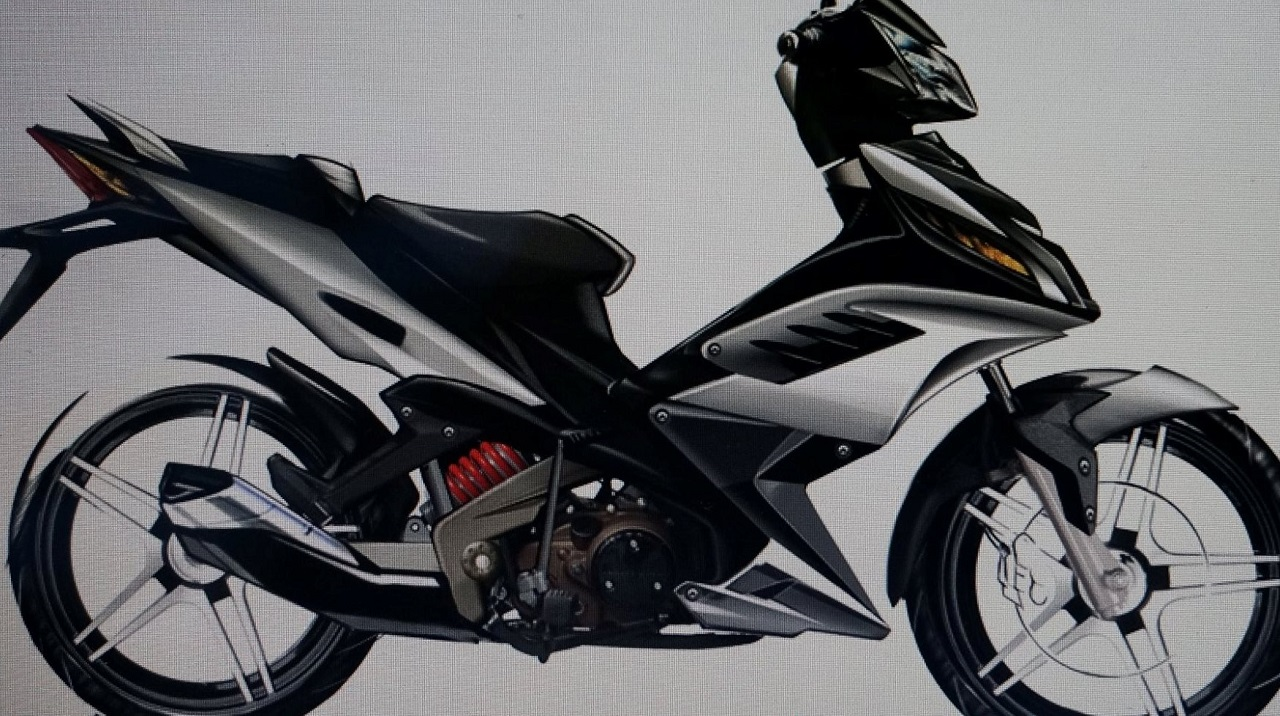 Modenas 150cc Moped Xe Modenas 150 sẽ là đối thủ Winner 150 tại Malaysia