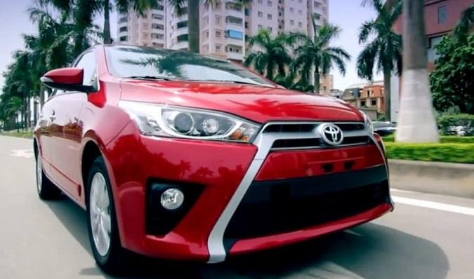 Những lý do khiến Toyota Yaris 2016 được ưa chuộng 2 Toyota Yaris 2016 sự hấp dẫn đến từ những hình ảnh