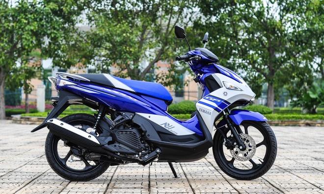 Nouvo FI 2016 1 19 1450086848 660x0 Đánh giá xe Yamaha Nouvo 2016 về hình ảnh, giá bán thị trường