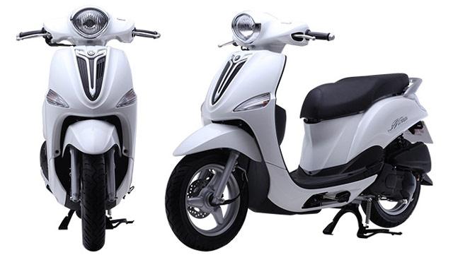 Nozza màu trắng banner 46 Xe Yamaha Nozza giá bao nhiêu?