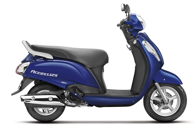 Suzuki Access 125 L Suzuki Access 125cc 2016 giá bao nhiêu? thiết kế & vận hành xe