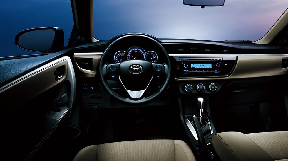 Toyota Altis5 Đánh giá xe Toyota Altis 2016: Thông số kỹ thuật & khả năng vận hành