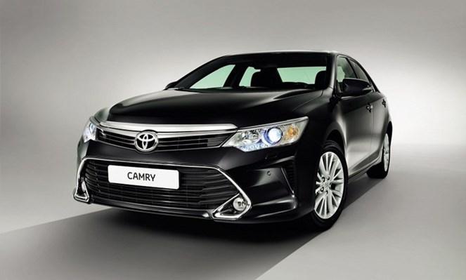 Toyota Camry sẽ là điểm chuẩn khi bạn chọn mua xe?