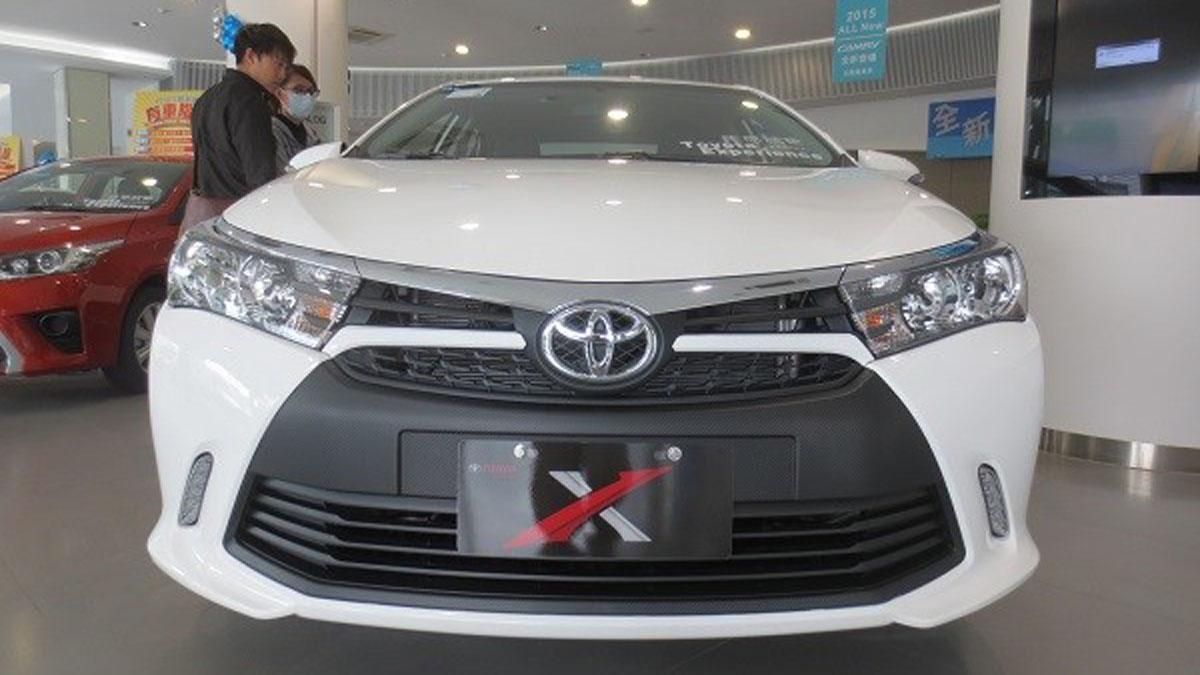 Toyota Corolla Altis X 1 1 Toyota Camry 2016 nơi thể hiện sự đẳng cấp