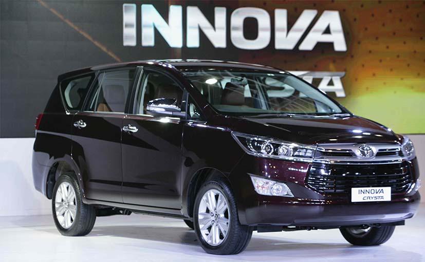 Toyota Innova3 Giá bán xe Toyota Innova mới có thể tăng 100 triệu đồng