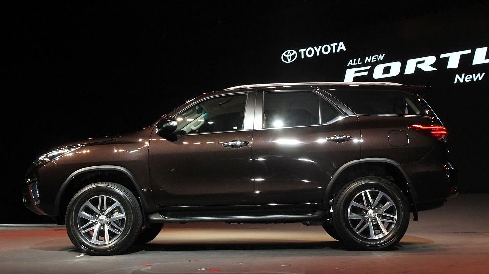 Toyota Fortuner 2016 2 Giá xe Toyota Fortuner 2016 bao nhiêu? Đánh giá hình ảnh & vận hành