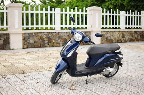 Yamaha Nozza Grande 2 1628 1411435536 Cảm nhận khả năng vận hành của Yamaha Nozza Grande