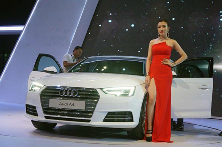 audi a4 2016 gia bao nhieu 768x508 Audi A4 2016 giá bao nhiêu? Đánh giá nội ngoại thất & cảm giác lái