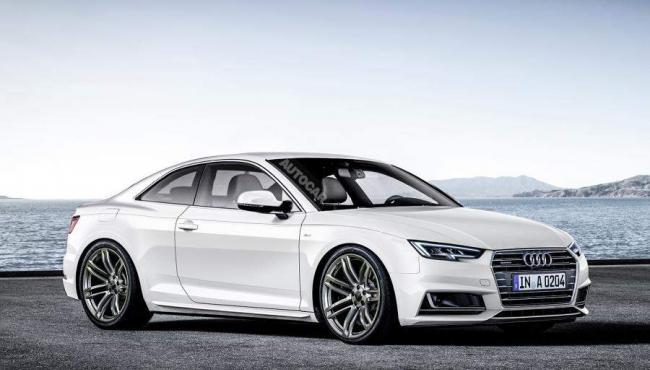 audi a5 Audi A5 Coupe 2017 giá bao nhiêu? đánh giá thiết kế & vận hành