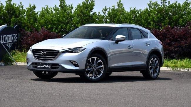 autopro mazda cx4 1 1466756533313 crop1466756544814p Ngắm Mazda CX 4 giá từ 473 triệu VNĐ tại Trung Quốc