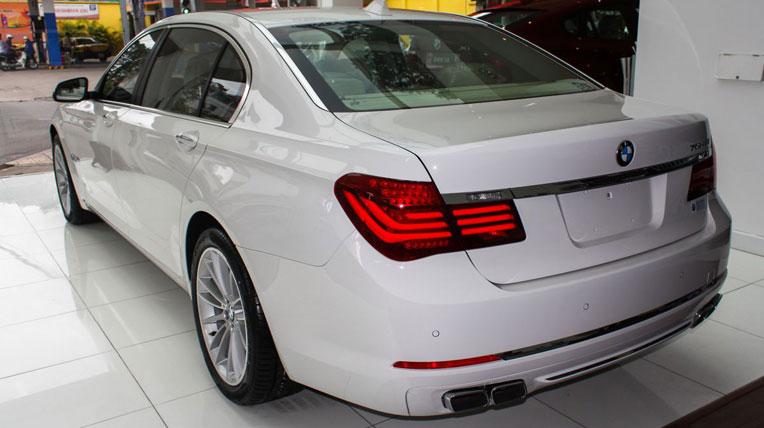 b2 4 BMW 730Li 2016 giá bao nhiêu? Đánh giá BMW 730Li mới nhất hôm nay