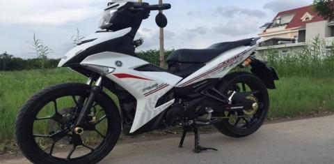 ban do exciter 150 dung phuoc honda winner150 1 Ngắm Exciter 150 độ phong cách xe đua của biker Sài Gòn