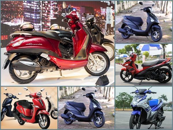 bang gia xe tay ga Yamaha thang 42016 giadinhvietnam 62 Bảng giá xe máy tay ga Yamaha tháng 7/2016 mới nhất hôm nay