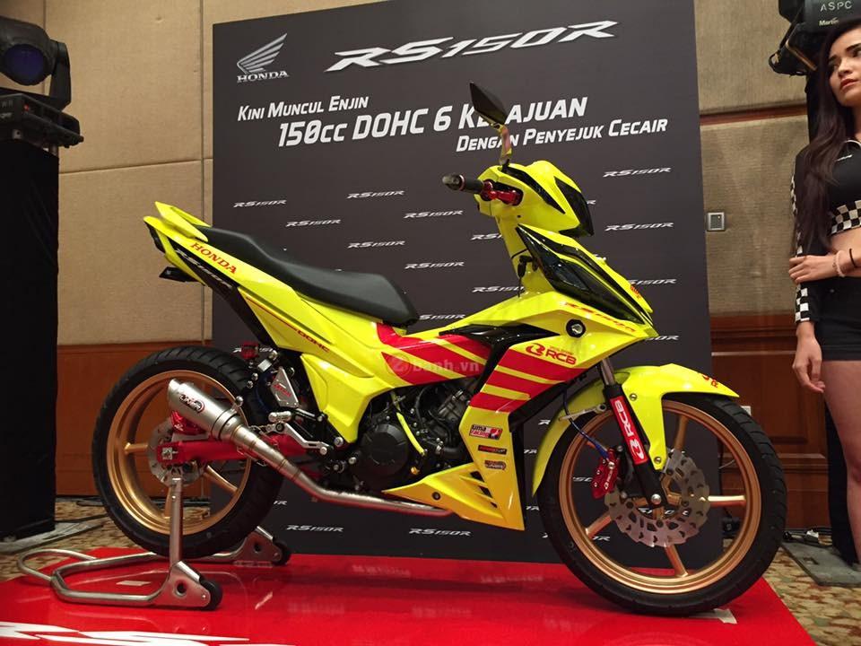 can canh honda winner 150 do phien ban full racing boy 9124 1465801886 575e5c9e2ed32 Honda Winner 150 độ Racing Boy với sơn vàng nổi bật
