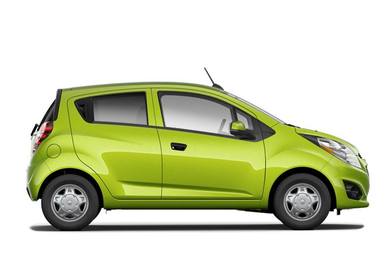 chervolet van duo1 Giá xe Spark Van mới sau thuế với 279 triệu VNĐ