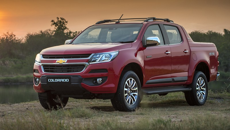 chevrolet colorado high country 2017 1 7213 Giá xe Chevrolet Colorado 2017 chính thức công bố tại Thailand