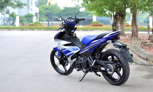 danh gia xe exciter 150 gp 2016 yamaha phien ban moi nhat gia ban 4 Cận cảnh xe Yamaha Exciter 135 2016