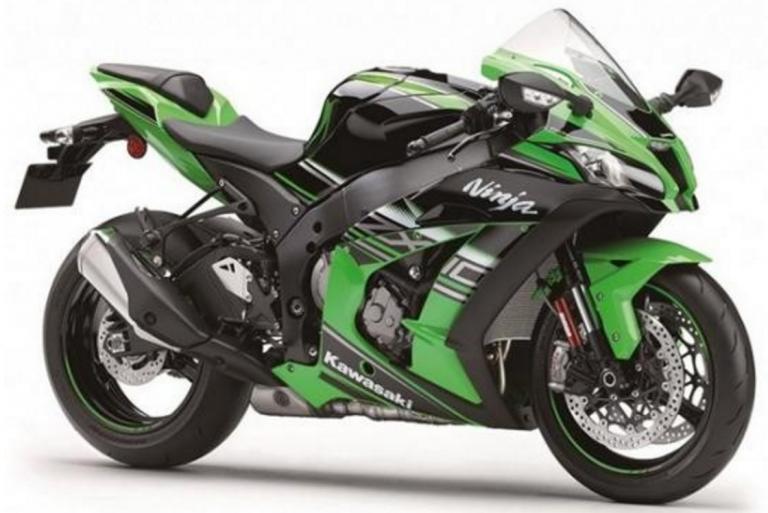 danh gia xe kawasaki ninja zx 10r 768x513 Đánh giá xe Kawasaki Ninja ZX 10R 2016