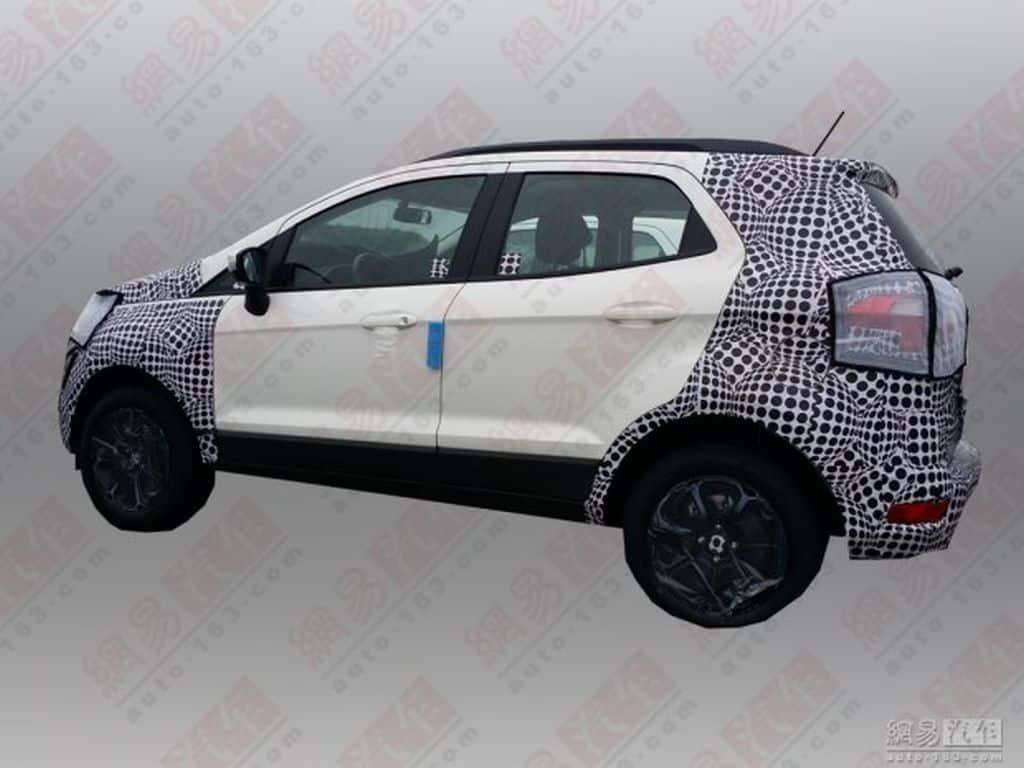 ecosport 17 flagra 2 Ford EcoSport 2017 về Việt Nam phiên bản nào? giá bao nhiêu?