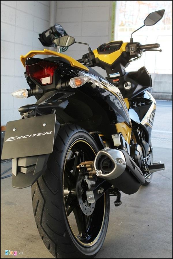 exciter 150 2 Ngắm Exciter 135 độ hết 50 triệu của một biker Gia Lai