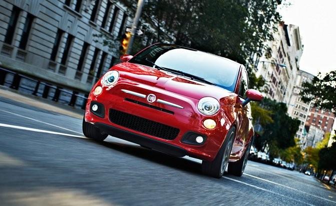 fiat 500 97421 Toyota Camry và Corolla lọt top xe được tin cậy nhất tại Mỹ