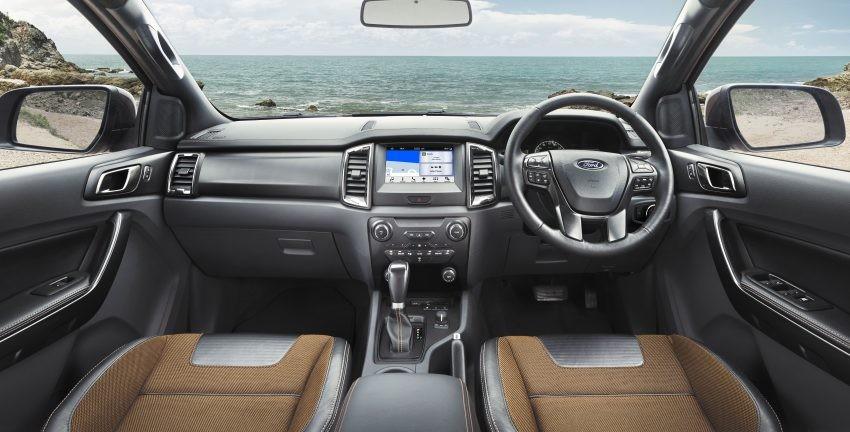 ford ranger 2017 1 2555 Đánh giá xe Ford Ranger 2017, hình ảnh, giá bán, khả năng vận hành