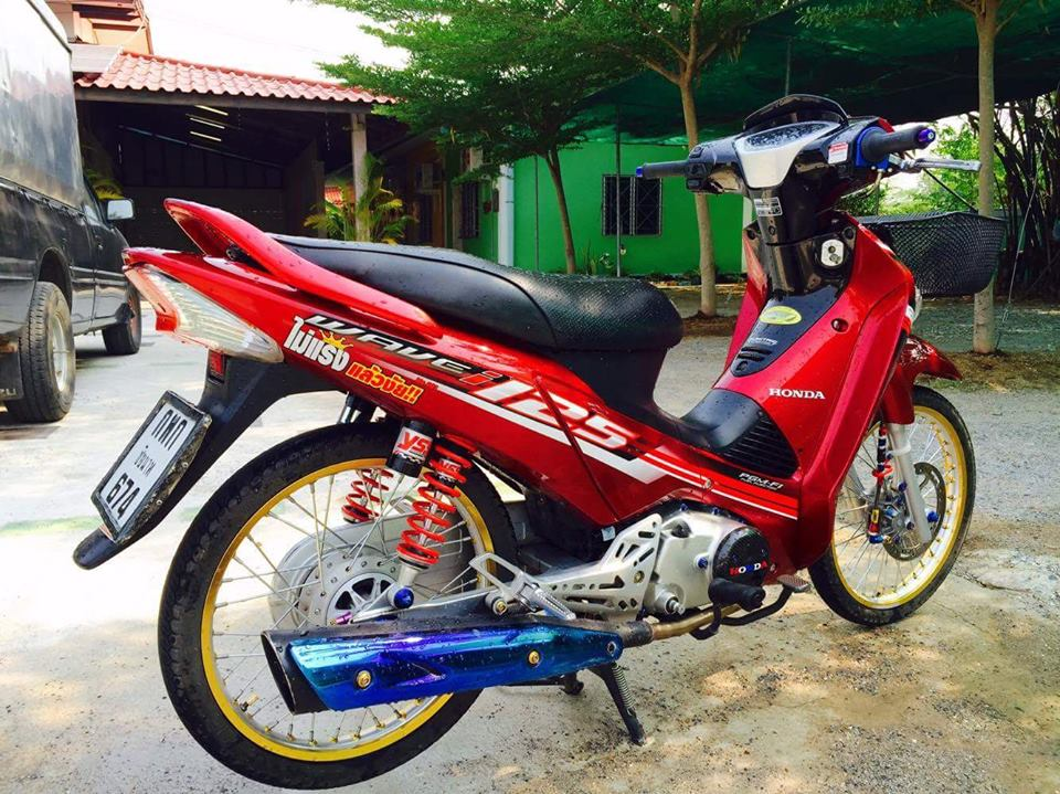 future x 125 chat den tung chi tiet nho 18527 1463108046 573541ce86585 Ngắm bản độ Honda Future 125 cực chất của một biker