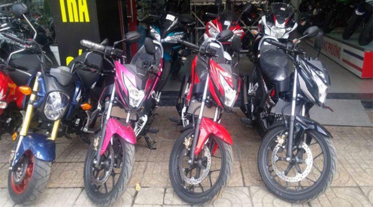 honda sonic 150r gia bao nhieu 768x426 Đánh giá xe Honda Sonic 150R từ giá bán đến khả năng vận hành