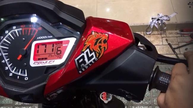 honda winner 150 1465379017283 crop1465379062536p Honda Winner 150 độ lên max tốc độ 171 km/h bằng ECU?