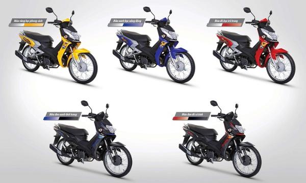 image 1468449966 3807388 SYM Amigo 50 7 Sym Amigo 50 giá bao nhiêu? các màu xe, thiết kế & vận hành