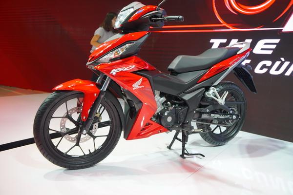 images1701865 Honda Winner 150 16 resize Khả năng tiêu thụ nhiên liệu của Honda Winner 150 qua thực tế lái