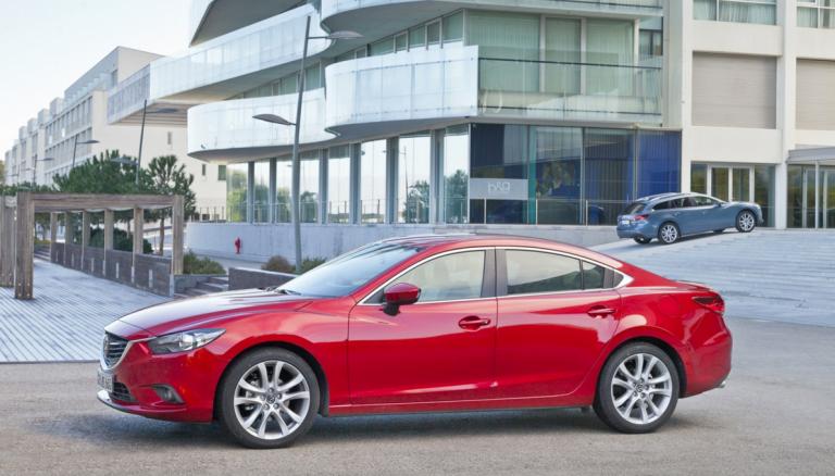 mazda 6 2016 768x438 Mazda 6 2016 giá bao nhiêu? Thông số kỹ thuật và khả năng vận hành
